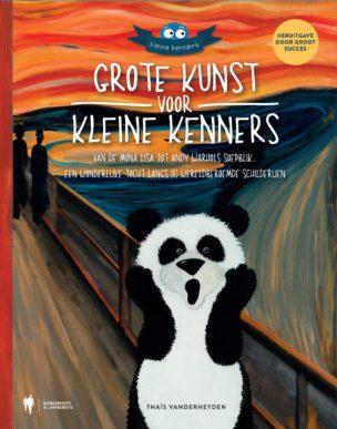 @ Thais Vanderheyden, Grote Kunst voor Kleine Kenners, UItgeverij Borgerhoff en Lamberigts.