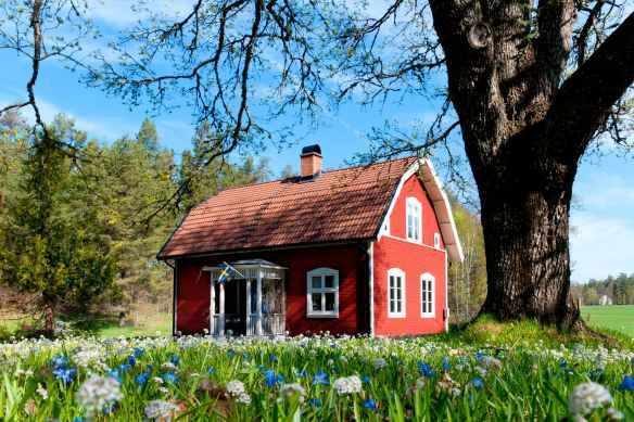 Zweeds huisje