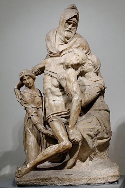 The Deposition Michelangelo
